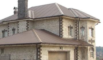 Фото отделки фасада дома