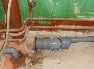 Замена старых канализационных труб, o-trubah.ru