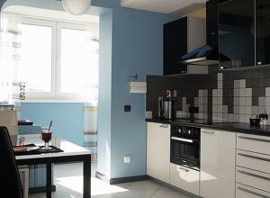 Фото лоджии совмещенной с кухней, stoydiz.ru