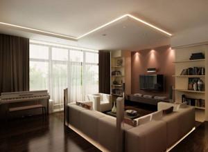 Дизайн гостиной совмещенной с лоджией, obalkonah.ru