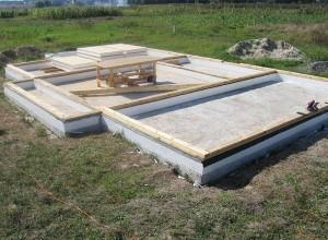 Процесс постройки деревянного дома, strport.ru