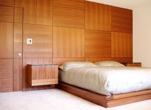 Отделка стен деревянными панелями, tutknow.ru