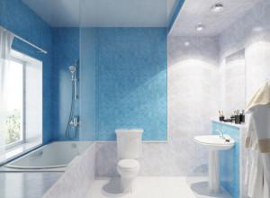 Варианты отделки ванной комнаты, remortira.ru