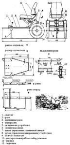 Изображение схемы устройства адаптера