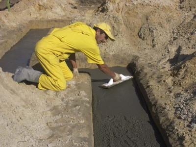 Фундамент для гаража на песчаном грунте, bagira-story.com