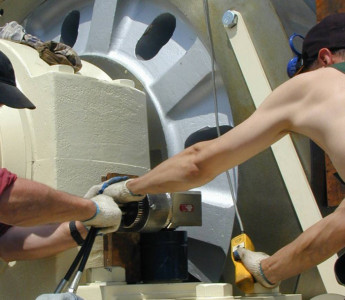Промышленный гидравлический моментный торцевой гайковерт