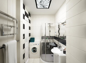 Отделка ванной плитами ПВХ, stroy-block.com.ua