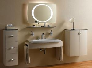 Фотография подвесной мебели для ванной, stroykontakt-spb.ru