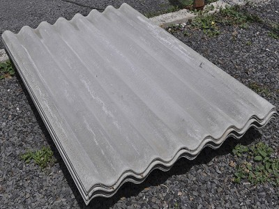 На фотографии  шифер волновой, строительный-1.рф
