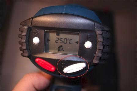 Фен с возможностью регулировки температуры, srbu.ru