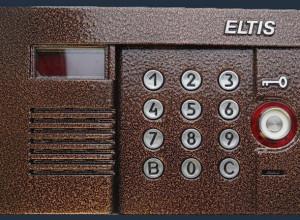 На фотографии блок вызова домофона, ramstroy.net