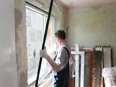 Установка пластикового окна своими руками, goodlinez.ru