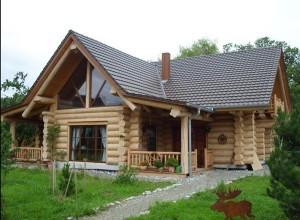 Изображение двускатной крыши неправильной формы, aj2010.com