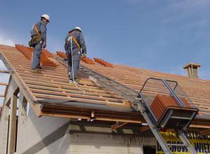 Ремонт термоизоляции крыши