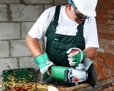 Фото сетевой болгарки, kulibin.com.ua