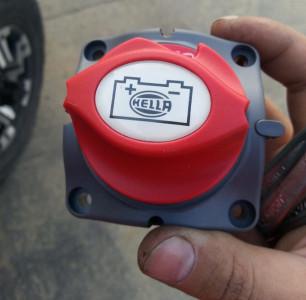Фотография запасного аккумулятора, d-cd.net