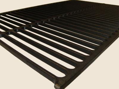 Фотография чугунной решетки для мангала, spinspit.ru
