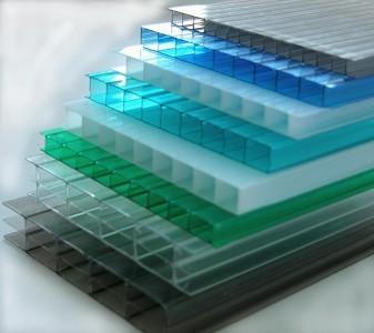 Изображение толщины листов пластика, optistroy.com.ua
