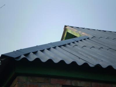Фотография капитального перекрытия крыши, poremontu.ru