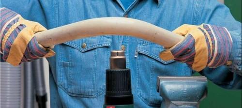 Пайка пластиковых труб