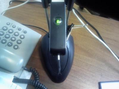 На фото USB ионизатор воздуха
