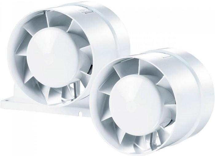 Фотография канального вентилятора
