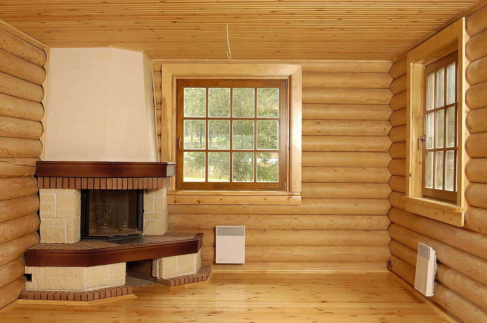 Блок хаус для внутренней отделки, как выбрать и установить самому