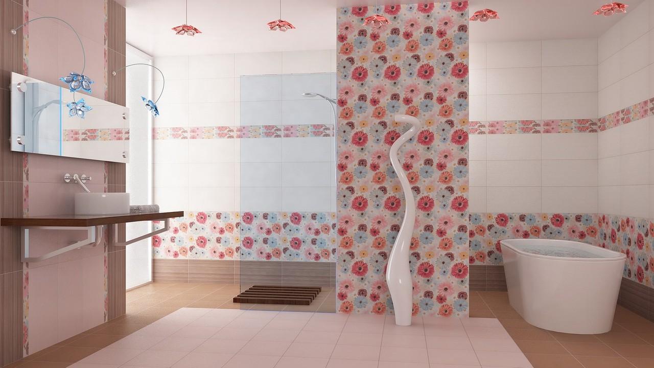 Отделка ванной комнаты пластиковыми панелями – как идею воплотить в жизнь?
