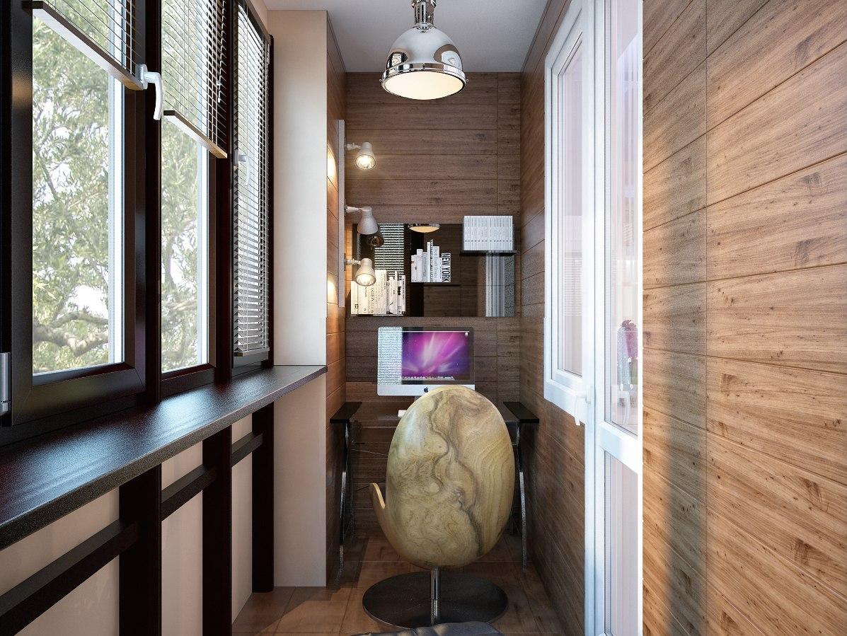 Особенности объединения балкона с комнатой в жилом доме