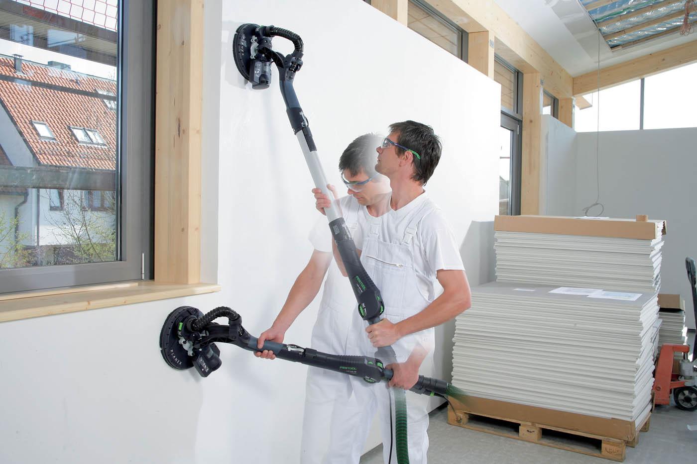 Шлифовка стен после шпаклевки – советы профессионалов