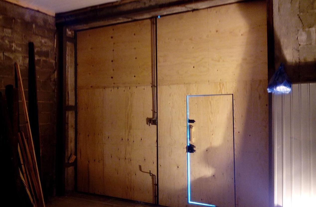 Ремонтируем и утепляем гараж сами