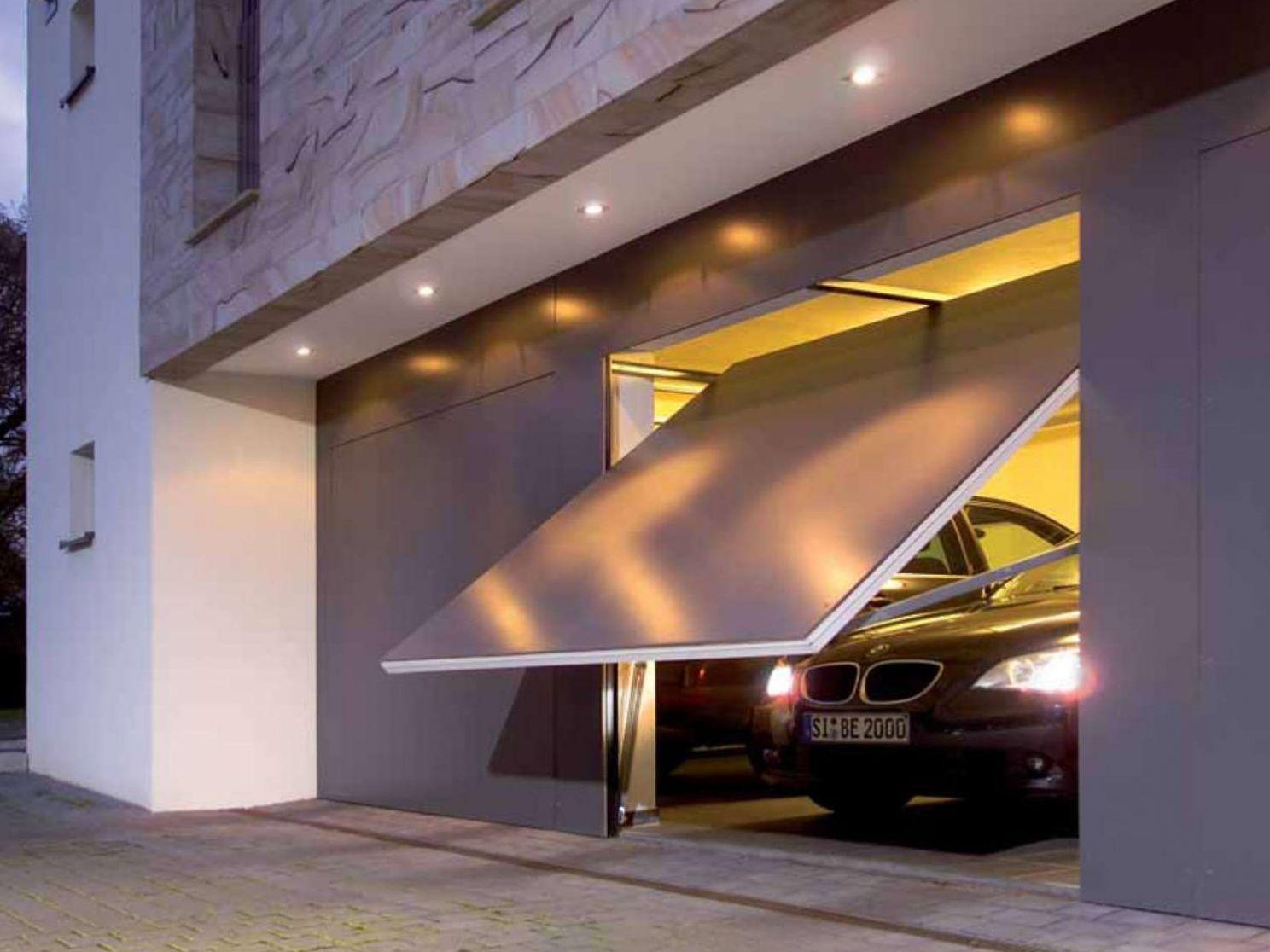 Подъёмные гаражные ворота