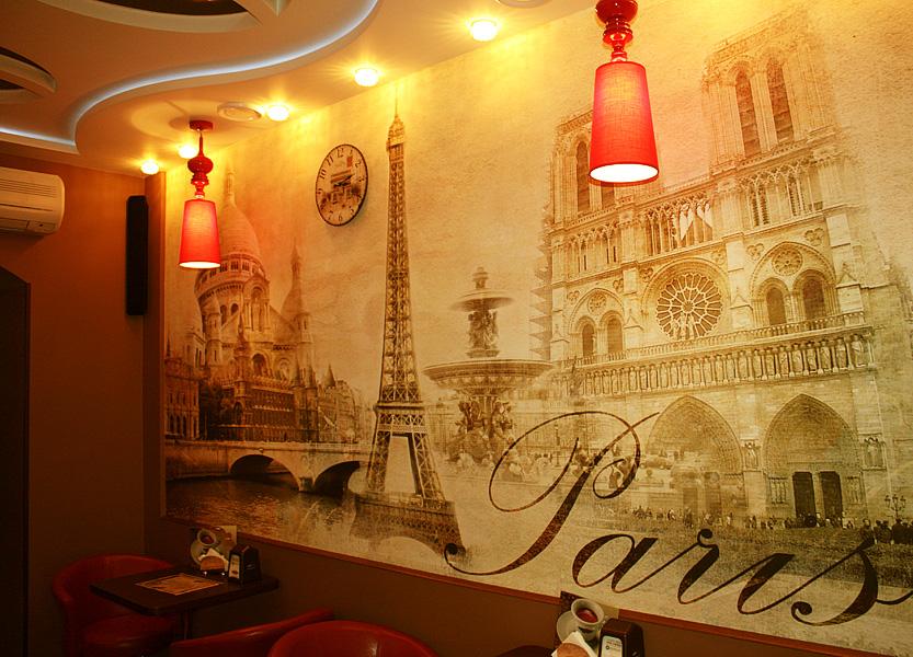 Стиль Париж в интерьере