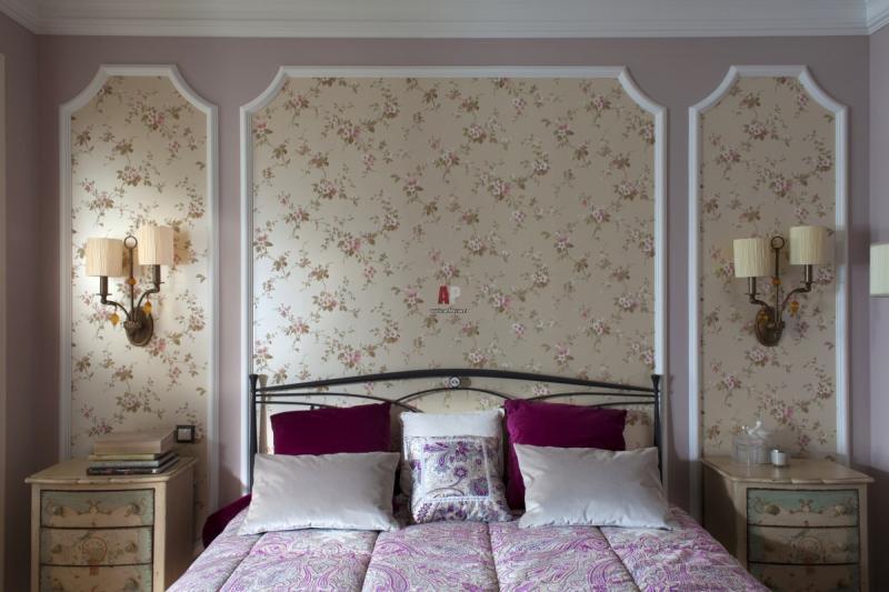 Интерьер спальни в стиле прованс, или французский деревенский шик в дизайне