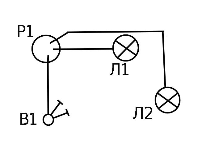 Монтажная схема
