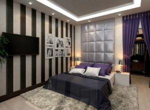 Спальне в современном стиле