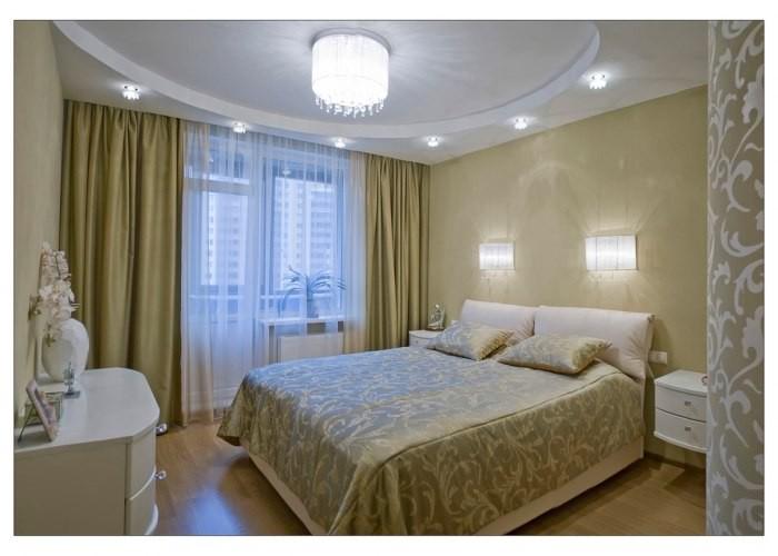 Свет для маленькой спальни