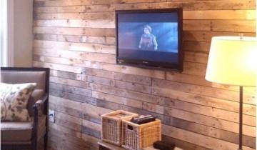 Внутренняя отделка деревянного дома, готовый интерьер