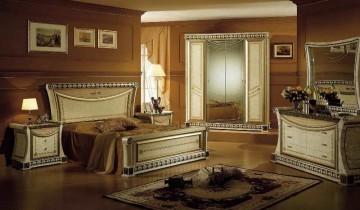 Внутренняя отделка и планировка спальни