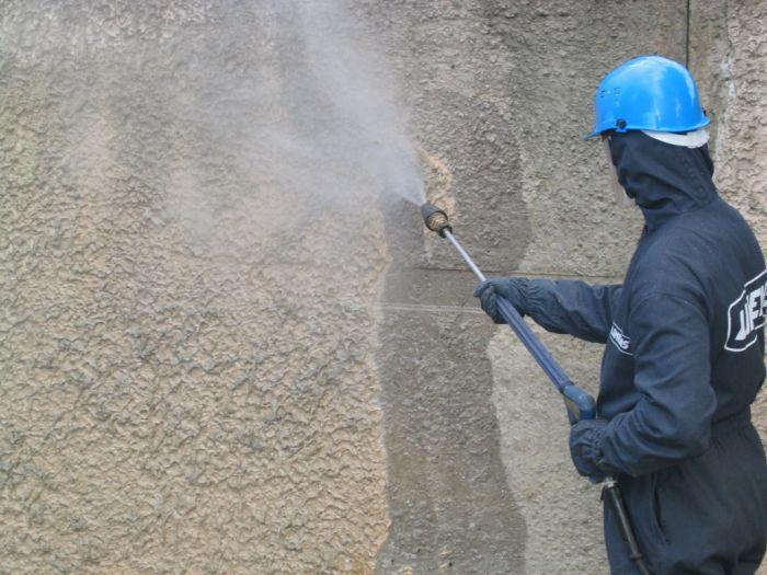 Чистящее средство для фасадов зданий и дорожных покрытий - м.
