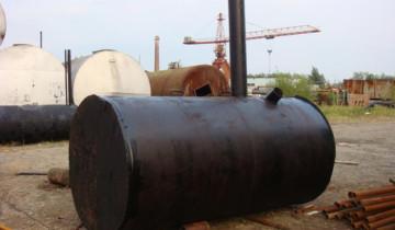 Фотография металлического бака для септика, pro-septick.ru