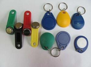 Разные виды ключей к домофонам, doski.ru