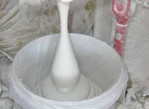 Приготовление латексной шпатлевки