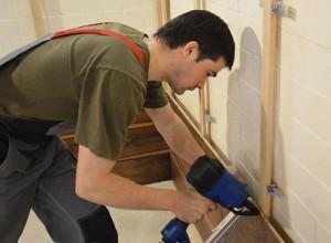 Фото отделки ванны пластиковыми панелями, aquagroup.ru