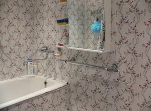 Отделка ванной комнаты пластиковыми панелями, remkid.com