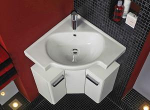 Угловая раковина для ванной, eto-vannaya.ru