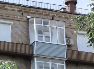 Застекление балкона пластиковыми окнами, cenaokna.ru