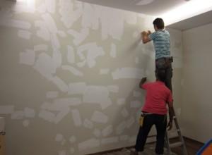 Подготовка стен к поклейке обоев, syl.ru