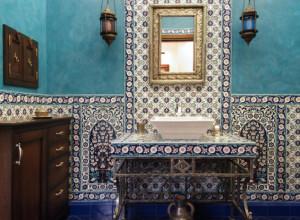 Фото мебели для ванной в восточном стиле, eto-vannaya.ru