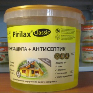 Фото антисептика для дерева, notfire.ru